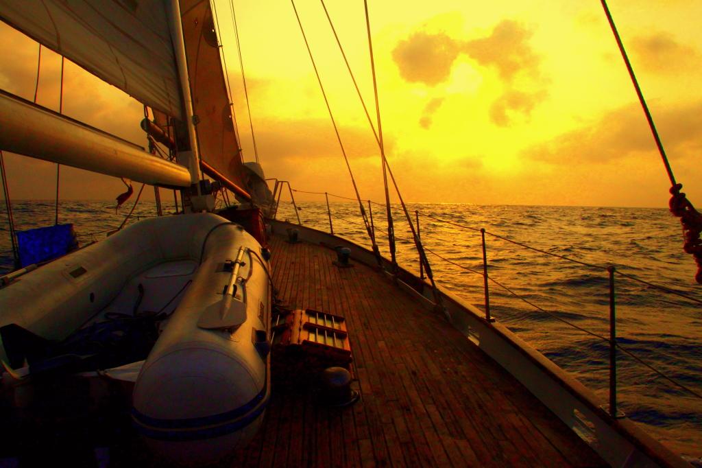 Segeln von Kolumbien nach Panama