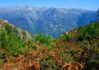 Wandern in Portugal Peneda-Geres Nationalpark
